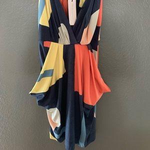 BCBGeneration Strappy Mini Dress—NWT